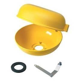 Accessoires et pièces pour douche d'urgence