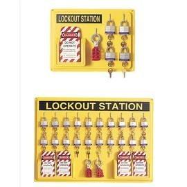Lockout and padlocks