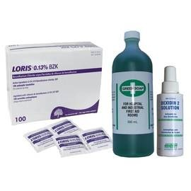 Antiseptics & Topical Solutions