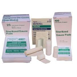 Bandages & Gauze Pads