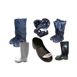 Boots, Anti-Slip Soles & Toe Guard