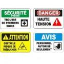 Affiches OSHA